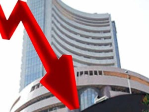 Indian Stock Market Slide Wipes Off Investor Wealth Rs 1 4 Lakh Crore