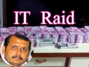 Karur It Raid Continues As 3rd Day Senthil Balaji S Friends House