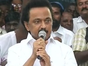 Stalin Slams Centre State Govts Anitha S Death