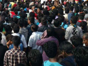 Manonmaniyam Sundaranar University Students Boycott Class Conducting Protest