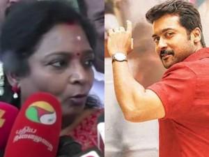 Tamilsai Questions Surya