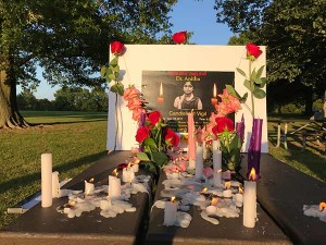 Tamils Ohio Pay Tributes Aitha