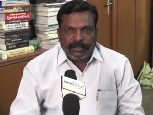 Tirumavalavan Slams Centre State Govts Anitha S Death