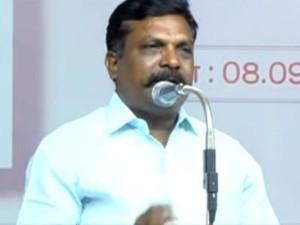 All Kind Education Will Be Haunted Neet Like Tests Thirumavalavan