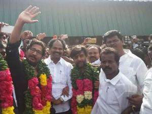 Thirumurugan Gandhi Released From Puzhal Prison