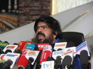 T Rajendar Slammed Admk Rule Allowing Neet