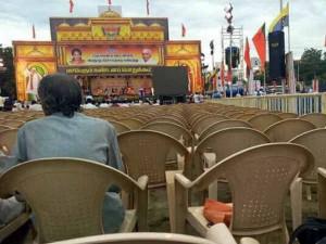 Tamilnadu Bjp Leaders Speech Chairs Twitterist Post