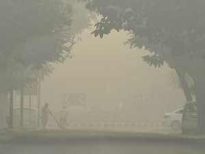 Delhi Air Quality Turns Very Poor After Diwali