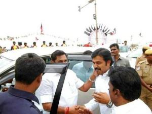 Natham Viswanathan Supporters Boycott Cm Edappadi Function