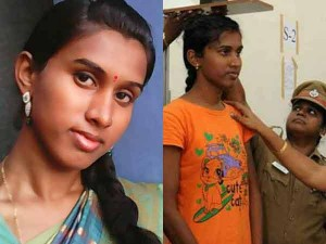 India S First Transgender Police Officer Prithika Yasini Appointed As Si