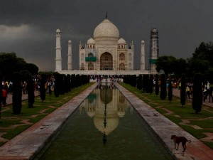 Tajmahal Has Been Removed From The Up Govt Tourist List