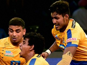 Tamil Thalaivas Ends With Win