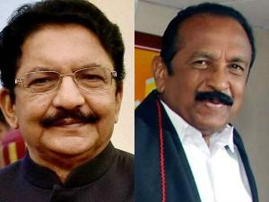 Mdmk General Secretary Vaiko Meets Tamilnadu Governor Vidyasagar Rao