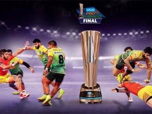 Patna Pirates In Finals