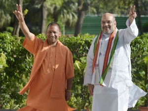 Yogi Adityanath Decided Join With Amit Shah S Anti Left Jan Raksha Yatra