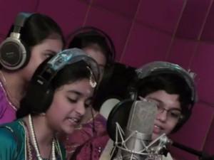 Special Video Bharathiyaar Song Children S Day