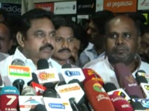 Chief Minister Edappadi Palanisami Openly Talks About It Raid