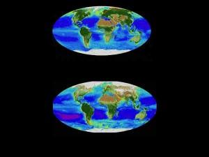 How Earth Has Changed 20 Years Nasa Released Photo