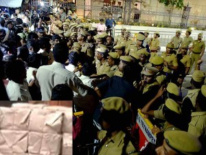 Income Tax Officials Seized The Letter Cadres Sent Jayalalithaa