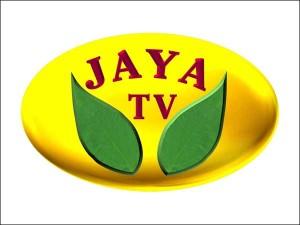 S Ve Shekher Says About Jaya Tv Logo