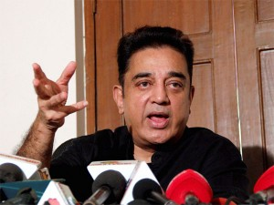 Convicts Should Not Rule The Country Says Actor Kamal Haasan