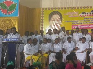 Natham Viswanathan Disappointed Over Continue Cadres Level