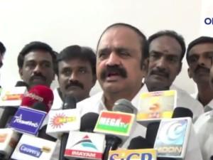 Jayakumar Will Do The Work Beat Madusoothanan Rk Nagar By Poll