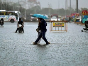 The Northeast Monsoon Is Currently 11 Percent Less Than Usual Chennai Meteorological Department