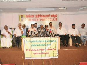 Us Tamils Urge Tn Govt Mps Should Get President S Nod On Neet