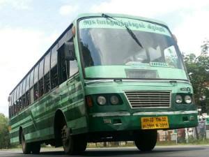 Tamilnadu Government Planned Increase Minimum Bus Fare Rates