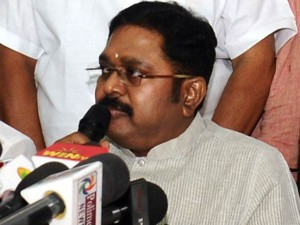 Ttv Dinakaran Teasing Minister Jayakumar As Tortoise Header