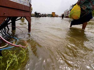 Central Team Experts Review Chennai Flood Hit Regions
