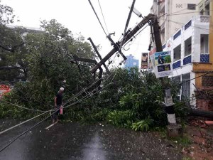 How Is Kanyakumari District After Ockhi Cyclone Moves Somewhere