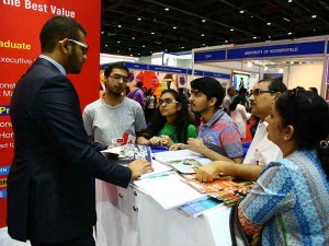 Two Days Education Exhibition Is Going Start From Tomorrow Dubai
