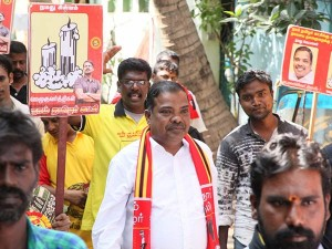 Naam Thamizhar Party Has Started Its Campaign Rk Nager