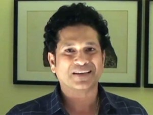 Sachin Video Speech Gets Viral Social Media After His Speech