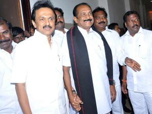 Stalin Will Be The Cheif Minister Tamilnadu Soon Vaiko