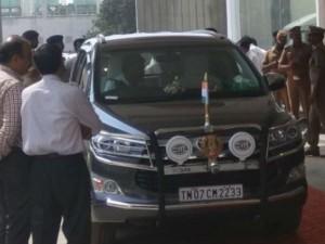 Cm Letter Chief Minister Edappadi S Car