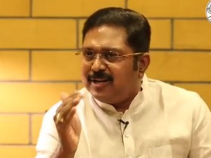 Dinakaran Condemns Kamal On Rk Nager Result