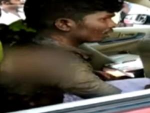 Car Driver Self Immolated At Chennai Condemning Police