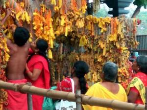 Koodaravalli Mangalya Pooja At Dhanvanthiri Peedam