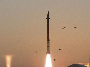 Agni V Missile Was Test Fired Successfully