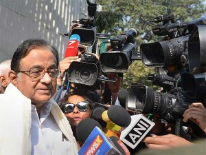 Reason Behind Enforcement Department The Former Fm P Chidambaram S House