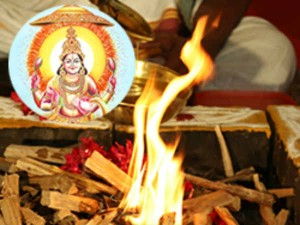 Rathasapthami Festival Homam Surya Homam