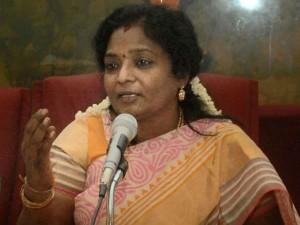 Neet Will Have State Board Syllabus Too Tamilisai Soundararajan