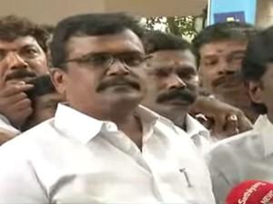 Ttv Dinakaran S Supporter Thanga Tamilselvan Welcomes Dmk