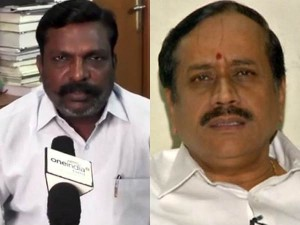 Vck Leader Thirumavalavan Needs Action Against H Raja