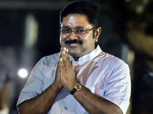 Ttv Dinakaran Going Thank Rk Nagar People Today