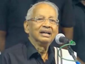 Tn Govt Should File Case On Vijayendrar Urges K Veeramani