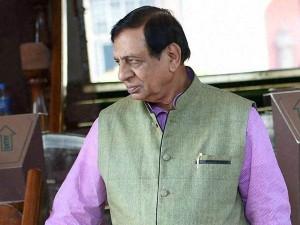 Bjp Mp Hukum Singh Passes Away At